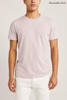 Abercrombie & Fitch Purple Icon T-Shirt