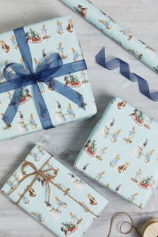 Peter Rabbit 8M Wrapping Paper