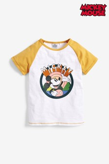 Mickey Mouse™ Raglan T-Shirt (3-16yrs)