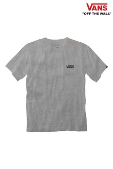 Vans Grey LC Logo T-Shirt