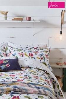 Set of 2 Joules Cambridge Garden Floral Pillowcases