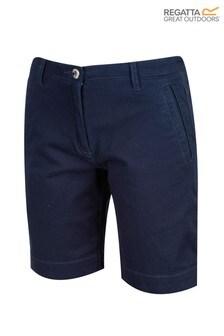 Regatta Blue Solita Shorts