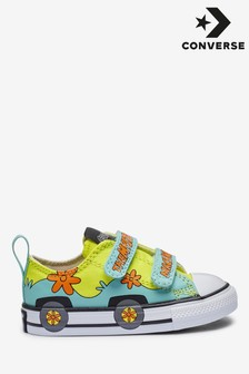 Converse Scooby Doo Mystery Machine Infant Trainers