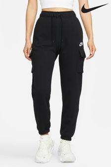 Nike Essential Fleece Cargo Joggers