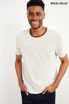 White Stuff Linwood Organic Stripe T-Shirt