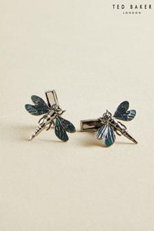 Ted Baker Dizcoin Dragonfly Cufflinks