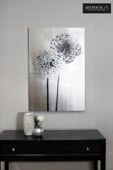 Metallics Aliums Canvas by Arthouse