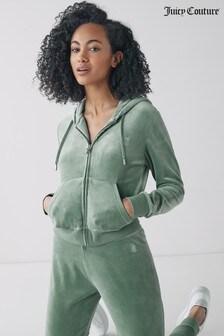 Juicy Couture Velour Classic Full Zip Hoody