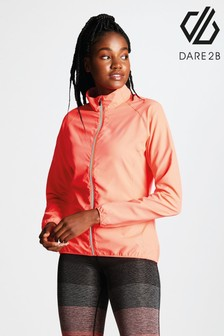 Dare 2b Orange Exhultance Windshell Jacket