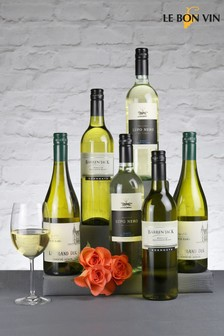 Chilling Whites Wine Selection by Le Bon Vin
