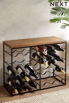 Bronx XL Floor Standing Wine Rack