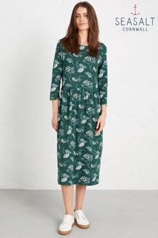 Seasalt Green Sea Strewn Dress