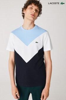 Lacoste® Chevron Block T-Shirt