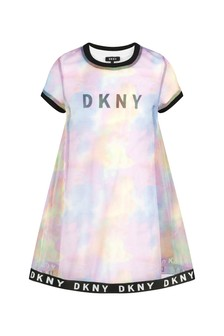 DKNY Multicoloured Dress