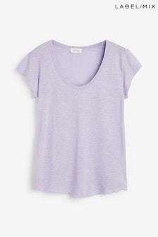 Mix/American Vintage Lork17 T-Shirt