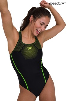 Speedo® Tech Medalist Swimsuit