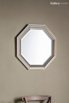 Vogue Octagon Mirror by Gallery Direct