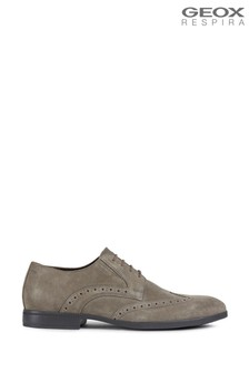 Geox Men's Domenico Taupe Shoes