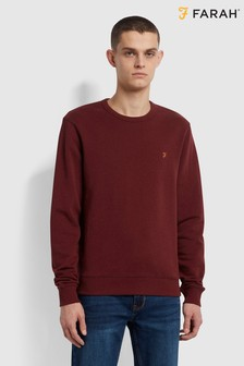 Farah Red Tim Crew