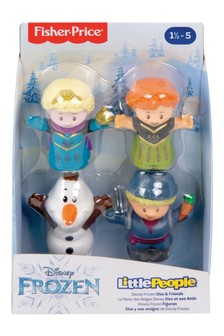 Fisher-Price Disney™ Frozen Little People Figure Set