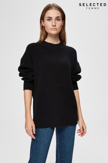 Selected Femme Sustainable Bailey Jumper