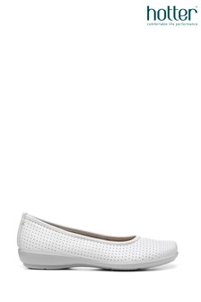 Hotter Livvy II Slip On Pump Shoes