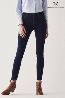 Crew Clothing Company Blue True Skinny Jeans