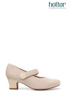 Hotter Charmaine Touch Fastening Mary Jane Shoes