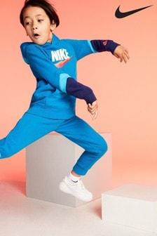 Nike Little Kids Colour Block Hoodie