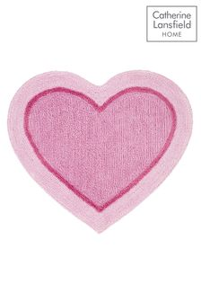 Heart Rug by Catherine Lansfield