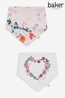 Baker by Ted Baker Bibs Two Pack