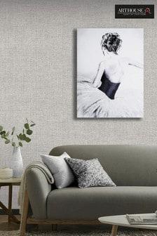 Figurative Ballerina Canvas by Arthouse