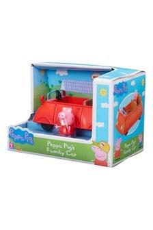 Peppa Pig™ Classic Red Car