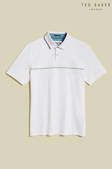 Ted Baker Trimzy Polo With Chest Panel
