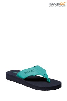 Regatta Lady Catarina Wedge Flip Flop