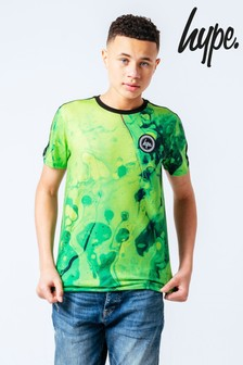 Hype. Neon Marble T-Shirt