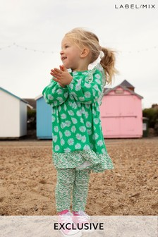 Mix/Primrose Park Dress And Legging Set
