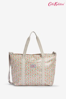 Cath Kidston® Green Provence Rose Core Tote Nappy Bag