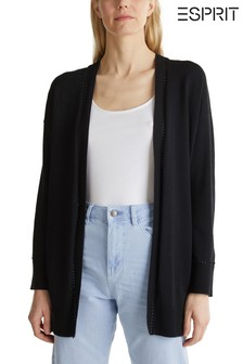 Esprit Black Sweater Cardigan