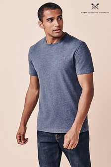 Crew Clothing Blue Crew Classic T-Shirt