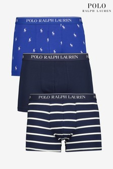 Polo Ralph Lauren Hipster Trunks Three Pack