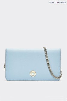 Tommy Hilfiger Blue Honey Mini Crossover Bag