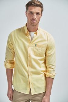 Long Sleeve Light Twill Shirt