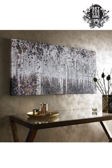Watercolour Wood Wall Art by Art For The Home