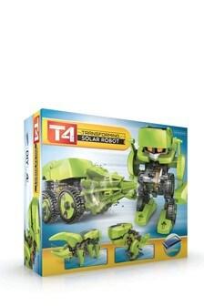 T4 Solar Transforming Robot Kit