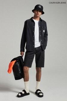 Calvin Klein Jeans Black Skate Shirt