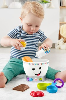 Fisher-Price Laugh & Learn Magic Colour Mixing Bowl