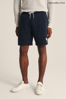 Abercrombie & Fitch Navy Shorts