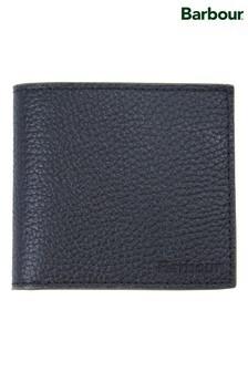 Barbour® Grain Leather Billfold Wallet