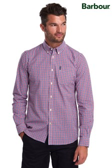 Barbour® Red Gingham Tailored Shirt